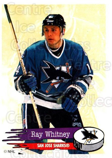 1995-96 Panini Stickers #280 Ray Whitney<br/>2 In Stock - $1.00 each - <a href=https://centericecollectibles.foxycart.com/cart?name=1995-96%20Panini%20Stickers%20%23280%20Ray%20Whitney...&quantity_max=2&price=$1.00&code=154625 class=foxycart> Buy it now! </a>