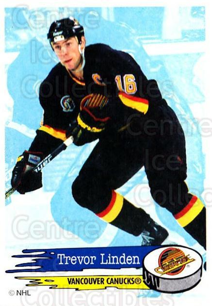 1995-96 Panini Stickers #288 Trevor Linden<br/>4 In Stock - $1.00 each - <a href=https://centericecollectibles.foxycart.com/cart?name=1995-96%20Panini%20Stickers%20%23288%20Trevor%20Linden...&quantity_max=4&price=$1.00&code=154633 class=foxycart> Buy it now! </a>