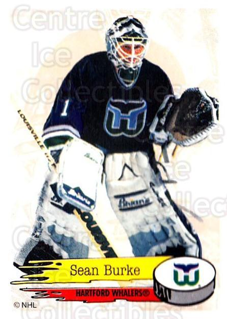 1995-96 Panini Stickers #35 Sean Burke<br/>6 In Stock - $1.00 each - <a href=https://centericecollectibles.foxycart.com/cart?name=1995-96%20Panini%20Stickers%20%2335%20Sean%20Burke...&quantity_max=6&price=$1.00&code=154657 class=foxycart> Buy it now! </a>