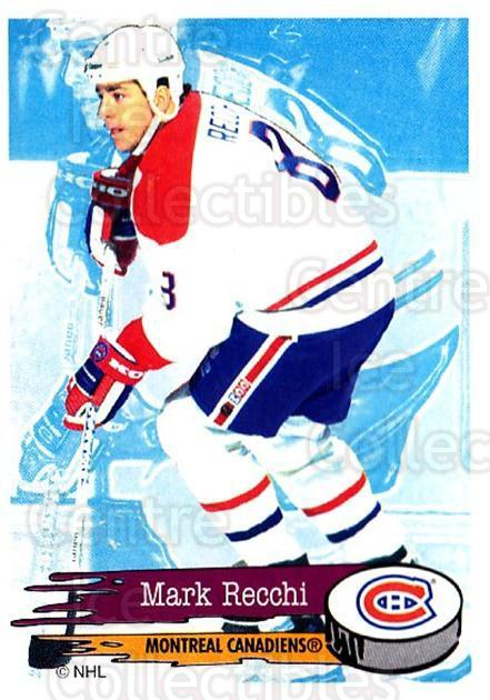 1995-96 Panini Stickers #41 Mark Recchi<br/>6 In Stock - $1.00 each - <a href=https://centericecollectibles.foxycart.com/cart?name=1995-96%20Panini%20Stickers%20%2341%20Mark%20Recchi...&quantity_max=6&price=$1.00&code=154664 class=foxycart> Buy it now! </a>