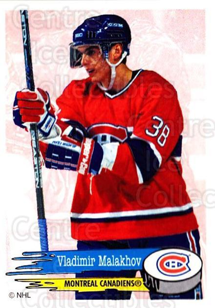 1995-96 Panini Stickers #42 Vladimir Malakhov<br/>6 In Stock - $1.00 each - <a href=https://centericecollectibles.foxycart.com/cart?name=1995-96%20Panini%20Stickers%20%2342%20Vladimir%20Malakh...&quantity_max=6&price=$1.00&code=154665 class=foxycart> Buy it now! </a>