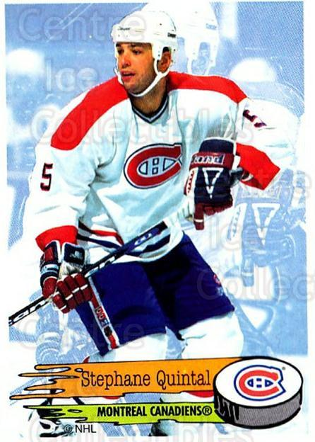 1995-96 Panini Stickers #45 Stephane Quintal<br/>6 In Stock - $1.00 each - <a href=https://centericecollectibles.foxycart.com/cart?name=1995-96%20Panini%20Stickers%20%2345%20Stephane%20Quinta...&quantity_max=6&price=$1.00&code=154668 class=foxycart> Buy it now! </a>