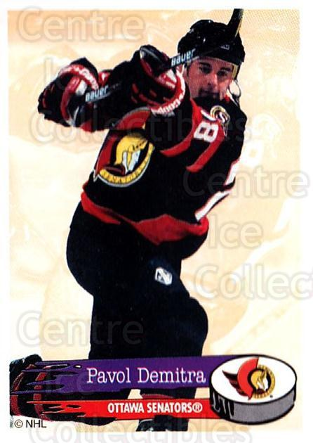 1995-96 Panini Stickers #53 Pavol Demitra<br/>4 In Stock - $1.00 each - <a href=https://centericecollectibles.foxycart.com/cart?name=1995-96%20Panini%20Stickers%20%2353%20Pavol%20Demitra...&quantity_max=4&price=$1.00&code=154676 class=foxycart> Buy it now! </a>