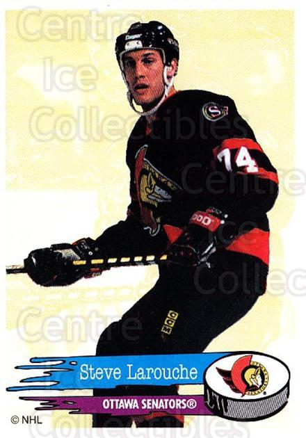 1995-96 Panini Stickers #55 Steve Larouche<br/>5 In Stock - $1.00 each - <a href=https://centericecollectibles.foxycart.com/cart?name=1995-96%20Panini%20Stickers%20%2355%20Steve%20Larouche...&quantity_max=5&price=$1.00&code=154678 class=foxycart> Buy it now! </a>