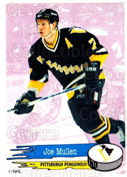 1995-96 Panini Stickers #64 Joe Mullen<br/>6 In Stock - $1.00 each - <a href=https://centericecollectibles.foxycart.com/cart?name=1995-96%20Panini%20Stickers%20%2364%20Joe%20Mullen...&quantity_max=6&price=$1.00&code=154686 class=foxycart> Buy it now! </a>
