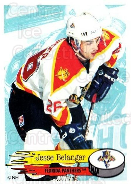 1995-96 Panini Stickers #70 Jesse Belanger<br/>5 In Stock - $1.00 each - <a href=https://centericecollectibles.foxycart.com/cart?name=1995-96%20Panini%20Stickers%20%2370%20Jesse%20Belanger...&quantity_max=5&price=$1.00&code=154693 class=foxycart> Buy it now! </a>