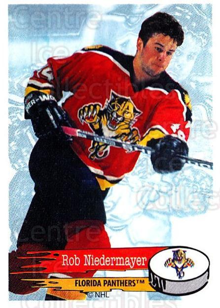 1995-96 Panini Stickers #71 Rob Niedermayer<br/>2 In Stock - $1.00 each - <a href=https://centericecollectibles.foxycart.com/cart?name=1995-96%20Panini%20Stickers%20%2371%20Rob%20Niedermayer...&quantity_max=2&price=$1.00&code=154694 class=foxycart> Buy it now! </a>