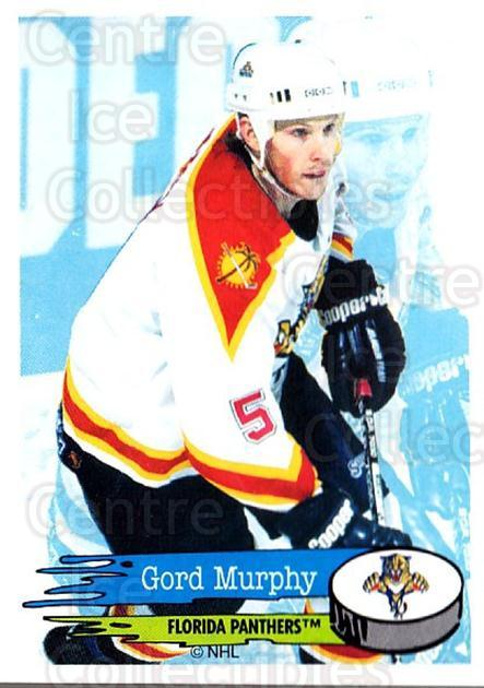 1995-96 Panini Stickers #77 Gord Murphy<br/>6 In Stock - $1.00 each - <a href=https://centericecollectibles.foxycart.com/cart?name=1995-96%20Panini%20Stickers%20%2377%20Gord%20Murphy...&quantity_max=6&price=$1.00&code=154700 class=foxycart> Buy it now! </a>