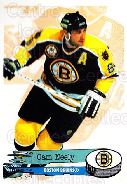 1995-96 Panini Stickers #8 Cam Neely<br/>4 In Stock - $1.00 each - <a href=https://centericecollectibles.foxycart.com/cart?name=1995-96%20Panini%20Stickers%20%238%20Cam%20Neely...&quantity_max=4&price=$1.00&code=154703 class=foxycart> Buy it now! </a>