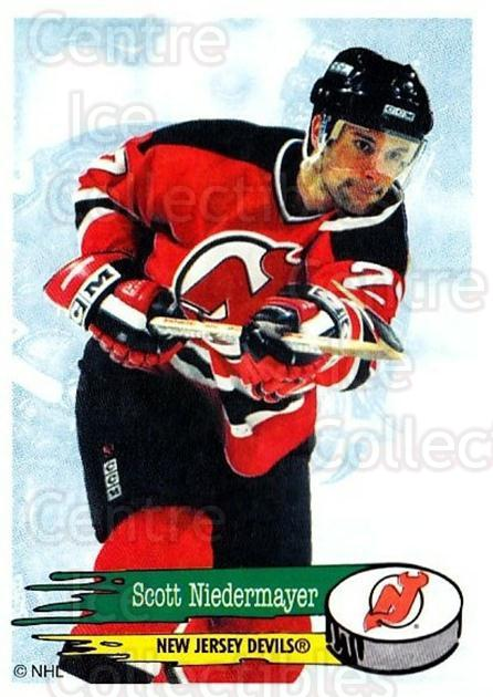 1995-96 Panini Stickers #88 Scott Niedermayer<br/>6 In Stock - $1.00 each - <a href=https://centericecollectibles.foxycart.com/cart?name=1995-96%20Panini%20Stickers%20%2388%20Scott%20Niedermay...&quantity_max=6&price=$1.00&code=154712 class=foxycart> Buy it now! </a>