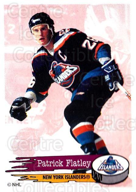 1995-96 Panini Stickers #93 Pat Flatley<br/>5 In Stock - $1.00 each - <a href=https://centericecollectibles.foxycart.com/cart?name=1995-96%20Panini%20Stickers%20%2393%20Pat%20Flatley...&quantity_max=5&price=$1.00&code=154717 class=foxycart> Buy it now! </a>