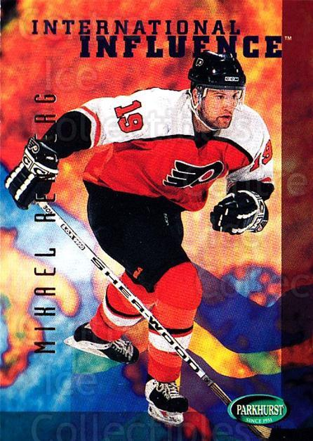 1995-96 Parkhurst #243 Mikael Renberg<br/>3 In Stock - $1.00 each - <a href=https://centericecollectibles.foxycart.com/cart?name=1995-96%20Parkhurst%20%23243%20Mikael%20Renberg...&quantity_max=3&price=$1.00&code=154734 class=foxycart> Buy it now! </a>