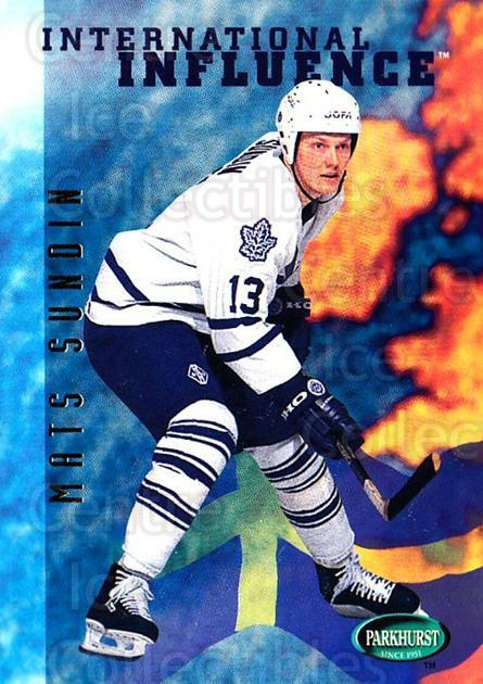 1995-96 Parkhurst #247 Mats Sundin<br/>4 In Stock - $1.00 each - <a href=https://centericecollectibles.foxycart.com/cart?name=1995-96%20Parkhurst%20%23247%20Mats%20Sundin...&quantity_max=4&price=$1.00&code=154738 class=foxycart> Buy it now! </a>