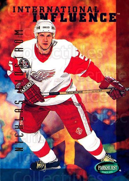 1995-96 Parkhurst #252 Nicklas Lidstrom<br/>1 In Stock - $2.00 each - <a href=https://centericecollectibles.foxycart.com/cart?name=1995-96%20Parkhurst%20%23252%20Nicklas%20Lidstro...&quantity_max=1&price=$2.00&code=154744 class=foxycart> Buy it now! </a>