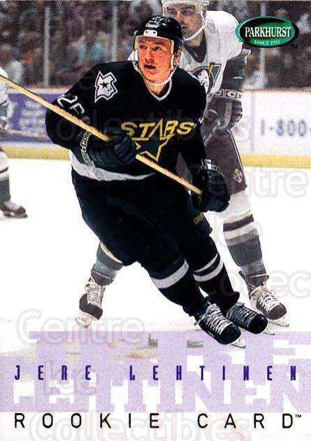 1995-96 Parkhurst #265 Jere Lehtinen<br/>4 In Stock - $1.00 each - <a href=https://centericecollectibles.foxycart.com/cart?name=1995-96%20Parkhurst%20%23265%20Jere%20Lehtinen...&quantity_max=4&price=$1.00&code=154758 class=foxycart> Buy it now! </a>
