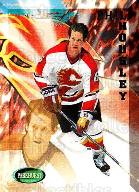 1995-96 Parkhurst #30 Phil Housley<br/>4 In Stock - $1.00 each - <a href=https://centericecollectibles.foxycart.com/cart?name=1995-96%20Parkhurst%20%2330%20Phil%20Housley...&quantity_max=4&price=$1.00&code=154796 class=foxycart> Buy it now! </a>