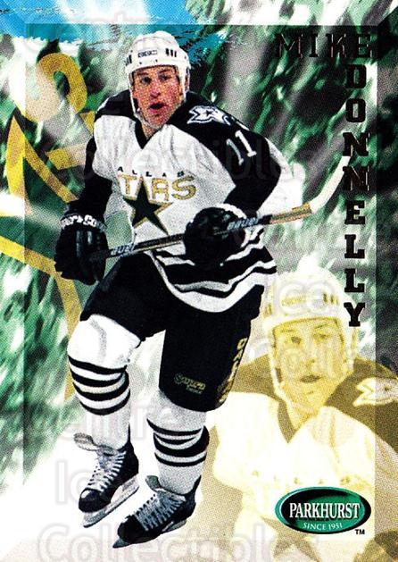 1995-96 Parkhurst #57 Mike Donnelly<br/>3 In Stock - $1.00 each - <a href=https://centericecollectibles.foxycart.com/cart?name=1995-96%20Parkhurst%20%2357%20Mike%20Donnelly...&quantity_max=3&price=$1.00&code=155059 class=foxycart> Buy it now! </a>