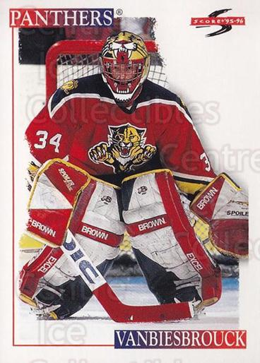 1995-96 Score #241 John Vanbiesbrouck<br/>2 In Stock - $1.00 each - <a href=https://centericecollectibles.foxycart.com/cart?name=1995-96%20Score%20%23241%20John%20Vanbiesbro...&quantity_max=2&price=$1.00&code=155439 class=foxycart> Buy it now! </a>