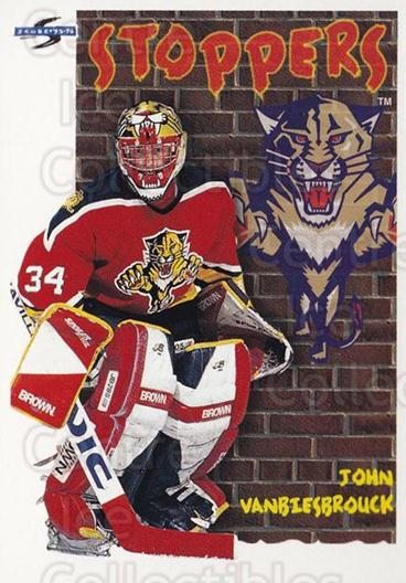 1995-96 Score #322 John Vanbiesbrouck<br/>4 In Stock - $1.00 each - <a href=https://centericecollectibles.foxycart.com/cart?name=1995-96%20Score%20%23322%20John%20Vanbiesbro...&quantity_max=4&price=$1.00&code=155527 class=foxycart> Buy it now! </a>