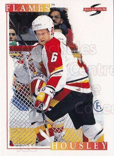 1995-96 Score #45 Phil Housley<br/>5 In Stock - $1.00 each - <a href=https://centericecollectibles.foxycart.com/cart?name=1995-96%20Score%20%2345%20Phil%20Housley...&quantity_max=5&price=$1.00&code=155549 class=foxycart> Buy it now! </a>