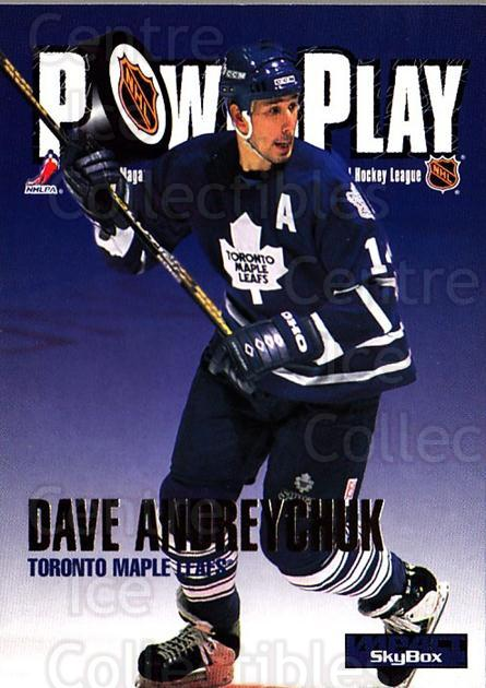 1995-96 SkyBox Impact #246 Dave Andreychuk<br/>4 In Stock - $1.00 each - <a href=https://centericecollectibles.foxycart.com/cart?name=1995-96%20SkyBox%20Impact%20%23246%20Dave%20Andreychuk...&quantity_max=4&price=$1.00&code=155734 class=foxycart> Buy it now! </a>