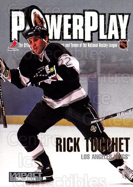 1995-96 SkyBox Impact #247 Rick Tocchet<br/>5 In Stock - $1.00 each - <a href=https://centericecollectibles.foxycart.com/cart?name=1995-96%20SkyBox%20Impact%20%23247%20Rick%20Tocchet...&quantity_max=5&price=$1.00&code=155735 class=foxycart> Buy it now! </a>