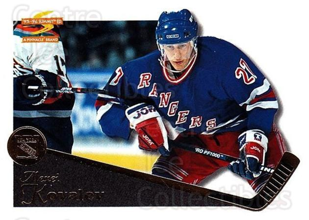 1995-96 Summit #97 Alexei Kovalev<br/>5 In Stock - $1.00 each - <a href=https://centericecollectibles.foxycart.com/cart?name=1995-96%20Summit%20%2397%20Alexei%20Kovalev...&quantity_max=5&price=$1.00&code=155861 class=foxycart> Buy it now! </a>