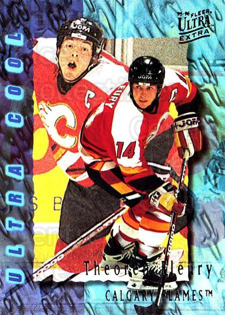 1995-96 Ultra #382 Theo Fleury<br/>3 In Stock - $1.00 each - <a href=https://centericecollectibles.foxycart.com/cart?name=1995-96%20Ultra%20%23382%20Theo%20Fleury...&quantity_max=3&price=$1.00&code=156291 class=foxycart> Buy it now! </a>