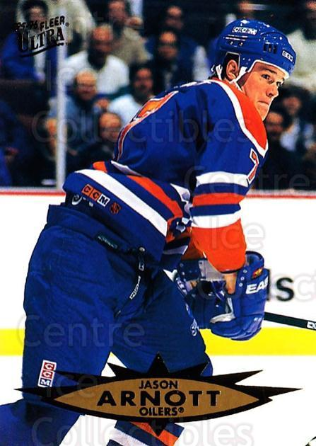 1995-96 Ultra #52 Jason Arnott<br/>3 In Stock - $1.00 each - <a href=https://centericecollectibles.foxycart.com/cart?name=1995-96%20Ultra%20%2352%20Jason%20Arnott...&quantity_max=3&price=$1.00&code=156323 class=foxycart> Buy it now! </a>