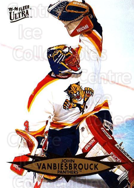1995-96 Ultra #64 John Vanbiesbrouck<br/>4 In Stock - $1.00 each - <a href=https://centericecollectibles.foxycart.com/cart?name=1995-96%20Ultra%20%2364%20John%20Vanbiesbro...&quantity_max=4&price=$1.00&code=156336 class=foxycart> Buy it now! </a>