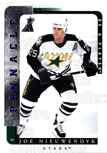 1996-97 Be A Player #53 Joe Nieuwendyk<br/>5 In Stock - $1.00 each - <a href=https://centericecollectibles.foxycart.com/cart?name=1996-97%20Be%20A%20Player%20%2353%20Joe%20Nieuwendyk...&quantity_max=5&price=$1.00&code=156459 class=foxycart> Buy it now! </a>