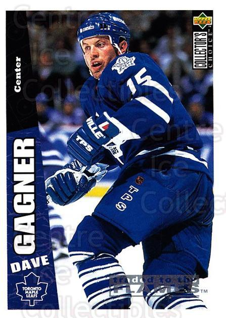 1996-97 Collectors Choice #260 Dave Gagner<br/>1 In Stock - $1.00 each - <a href=https://centericecollectibles.foxycart.com/cart?name=1996-97%20Collectors%20Choice%20%23260%20Dave%20Gagner...&quantity_max=1&price=$1.00&code=156535 class=foxycart> Buy it now! </a>