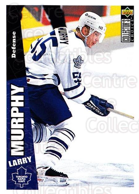 1996-97 Collectors Choice #265 Larry Murphy<br/>3 In Stock - $1.00 each - <a href=https://centericecollectibles.foxycart.com/cart?name=1996-97%20Collectors%20Choice%20%23265%20Larry%20Murphy...&quantity_max=3&price=$1.00&code=156540 class=foxycart> Buy it now! </a>