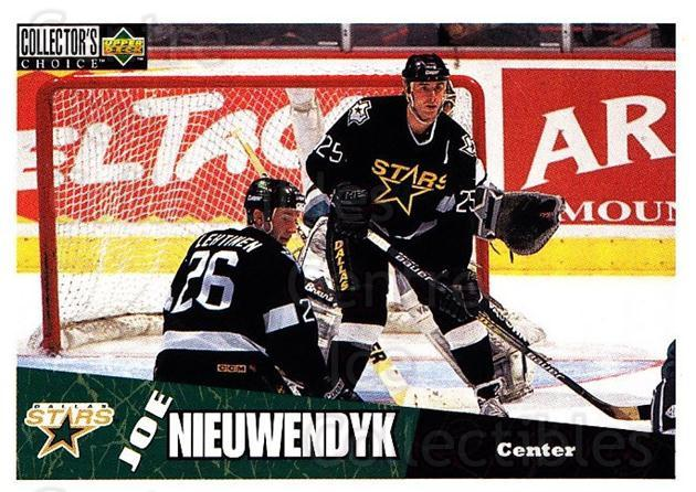 1996-97 Collectors Choice #68 Joe Nieuwendyk<br/>3 In Stock - $1.00 each - <a href=https://centericecollectibles.foxycart.com/cart?name=1996-97%20Collectors%20Choice%20%2368%20Joe%20Nieuwendyk...&quantity_max=3&price=$1.00&code=156683 class=foxycart> Buy it now! </a>