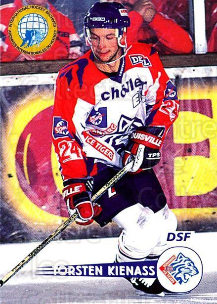 1996-97 German DEL #322 Torsten Kienass<br/>6 In Stock - $2.00 each - <a href=https://centericecollectibles.foxycart.com/cart?name=1996-97%20German%20DEL%20%23322%20Torsten%20Kienass...&price=$2.00&code=156959 class=foxycart> Buy it now! </a>