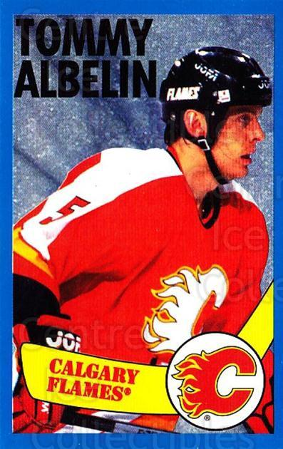 1996-97 Panini Stickers #242 Tommy Albelin<br/>5 In Stock - $1.00 each - <a href=https://centericecollectibles.foxycart.com/cart?name=1996-97%20Panini%20Stickers%20%23242%20Tommy%20Albelin...&quantity_max=5&price=$1.00&code=157177 class=foxycart> Buy it now! </a>