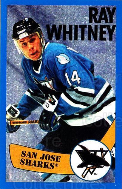 1996-97 Panini Stickers #286 Ray Whitney<br/>5 In Stock - $1.00 each - <a href=https://centericecollectibles.foxycart.com/cart?name=1996-97%20Panini%20Stickers%20%23286%20Ray%20Whitney...&quantity_max=5&price=$1.00&code=157222 class=foxycart> Buy it now! </a>
