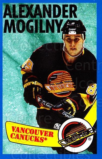 1996-97 Panini Stickers #288 Alexander Mogilny<br/>4 In Stock - $1.00 each - <a href=https://centericecollectibles.foxycart.com/cart?name=1996-97%20Panini%20Stickers%20%23288%20Alexander%20Mogil...&quantity_max=4&price=$1.00&code=157224 class=foxycart> Buy it now! </a>