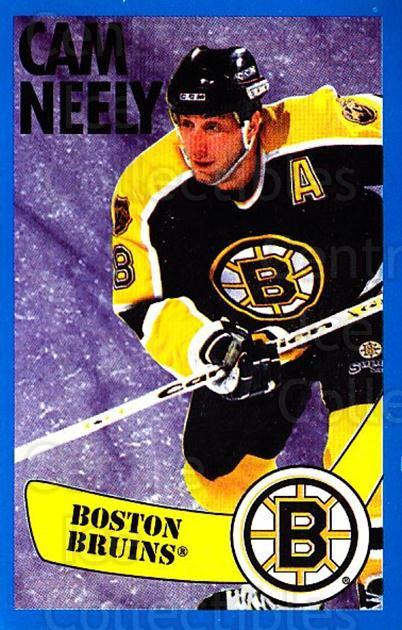 1996-97 Panini Stickers #3 Cam Neely<br/>4 In Stock - $1.00 each - <a href=https://centericecollectibles.foxycart.com/cart?name=1996-97%20Panini%20Stickers%20%233%20Cam%20Neely...&quantity_max=4&price=$1.00&code=157236 class=foxycart> Buy it now! </a>