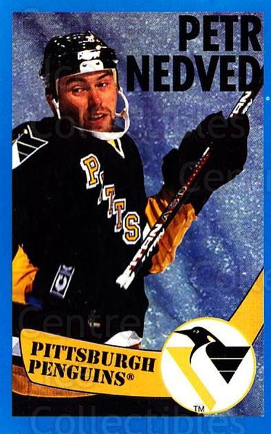 1996-97 Panini Stickers #56 Petr Nedved<br/>5 In Stock - $1.00 each - <a href=https://centericecollectibles.foxycart.com/cart?name=1996-97%20Panini%20Stickers%20%2356%20Petr%20Nedved...&quantity_max=5&price=$1.00&code=157270 class=foxycart> Buy it now! </a>