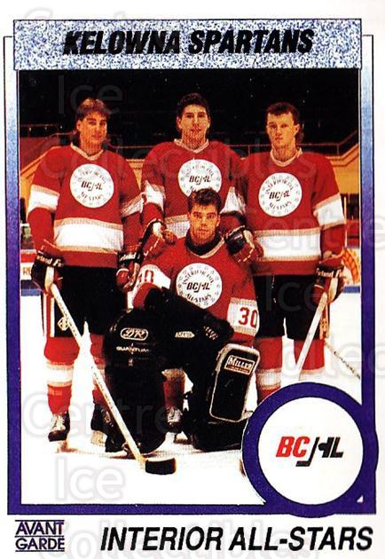 1991-92 British Columbia Junior Hockey League #158 Scott Chartier, Mike Zambon, Paul Taylor<br/>2 In Stock - $2.00 each - <a href=https://centericecollectibles.foxycart.com/cart?name=1991-92%20British%20Columbia%20Junior%20Hockey%20League%20%23158%20Scott%20Chartier,...&price=$2.00&code=15731 class=foxycart> Buy it now! </a>
