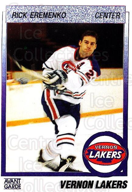 1991-92 British Columbia Junior Hockey League #17 Rick Eremenko<br/>1 In Stock - $2.00 each - <a href=https://centericecollectibles.foxycart.com/cart?name=1991-92%20British%20Columbia%20Junior%20Hockey%20League%20%2317%20Rick%20Eremenko...&price=$2.00&code=15740 class=foxycart> Buy it now! </a>
