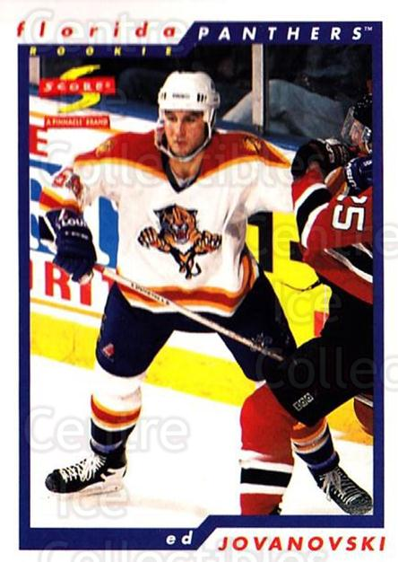 1996-97 Score #239 Ed Jovanovski<br/>4 In Stock - $1.00 each - <a href=https://centericecollectibles.foxycart.com/cart?name=1996-97%20Score%20%23239%20Ed%20Jovanovski...&quantity_max=4&price=$1.00&code=157441 class=foxycart> Buy it now! </a>