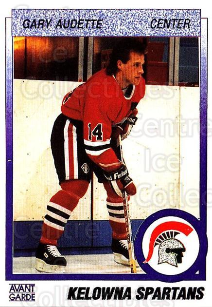 1991-92 British Columbia Junior Hockey League #20 Gary Audette<br/>4 In Stock - $2.00 each - <a href=https://centericecollectibles.foxycart.com/cart?name=1991-92%20British%20Columbia%20Junior%20Hockey%20League%20%2320%20Gary%20Audette...&price=$2.00&code=15744 class=foxycart> Buy it now! </a>