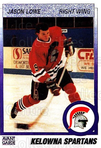 1991-92 British Columbia Junior Hockey League #28 Jason Lowe<br/>4 In Stock - $2.00 each - <a href=https://centericecollectibles.foxycart.com/cart?name=1991-92%20British%20Columbia%20Junior%20Hockey%20League%20%2328%20Jason%20Lowe...&price=$2.00&code=15750 class=foxycart> Buy it now! </a>