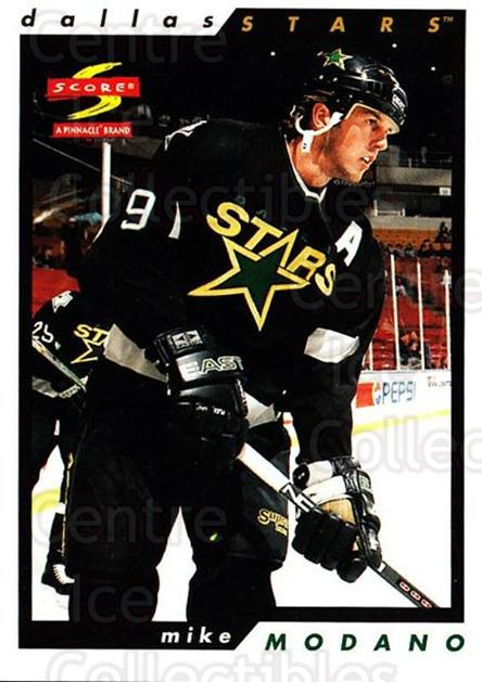 1996-97 Score #72 Mike Modano<br/>3 In Stock - $1.00 each - <a href=https://centericecollectibles.foxycart.com/cart?name=1996-97%20Score%20%2372%20Mike%20Modano...&quantity_max=3&price=$1.00&code=157513 class=foxycart> Buy it now! </a>