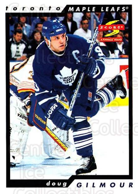 1996-97 Score #95 Doug Gilmour<br/>3 In Stock - $1.00 each - <a href=https://centericecollectibles.foxycart.com/cart?name=1996-97%20Score%20%2395%20Doug%20Gilmour...&quantity_max=3&price=$1.00&code=157533 class=foxycart> Buy it now! </a>