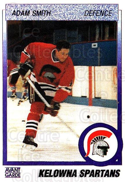 1991-92 British Columbia Junior Hockey League #32 Adam Smith<br/>4 In Stock - $2.00 each - <a href=https://centericecollectibles.foxycart.com/cart?name=1991-92%20British%20Columbia%20Junior%20Hockey%20League%20%2332%20Adam%20Smith...&price=$2.00&code=15755 class=foxycart> Buy it now! </a>