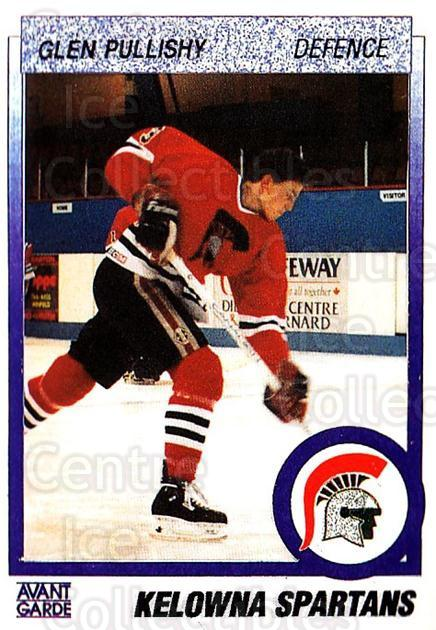 1991-92 British Columbia Junior Hockey League #33 Glen Pullishy<br/>5 In Stock - $2.00 each - <a href=https://centericecollectibles.foxycart.com/cart?name=1991-92%20British%20Columbia%20Junior%20Hockey%20League%20%2333%20Glen%20Pullishy...&price=$2.00&code=15756 class=foxycart> Buy it now! </a>
