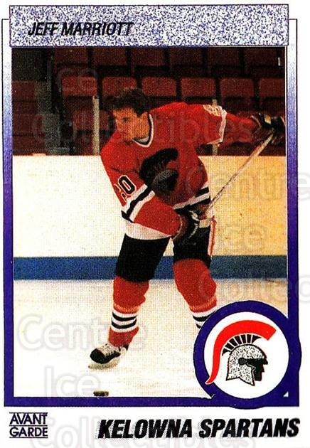 1991-92 British Columbia Junior Hockey League #38 Jamie Marriott<br/>2 In Stock - $2.00 each - <a href=https://centericecollectibles.foxycart.com/cart?name=1991-92%20British%20Columbia%20Junior%20Hockey%20League%20%2338%20Jamie%20Marriott...&price=$2.00&code=15807 class=foxycart> Buy it now! </a>